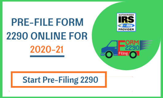 efile2290form filing price